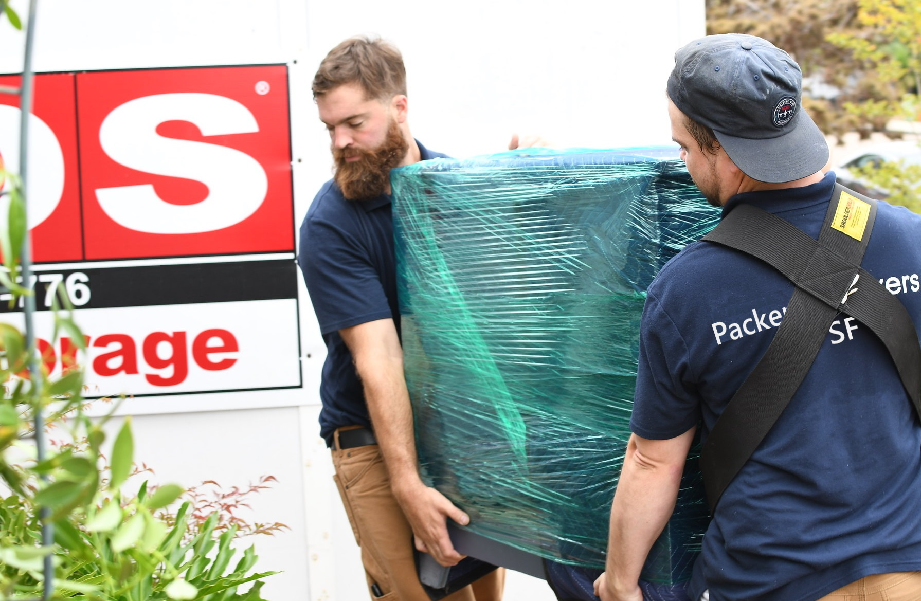 Packers Movers - SF Moving Company BG